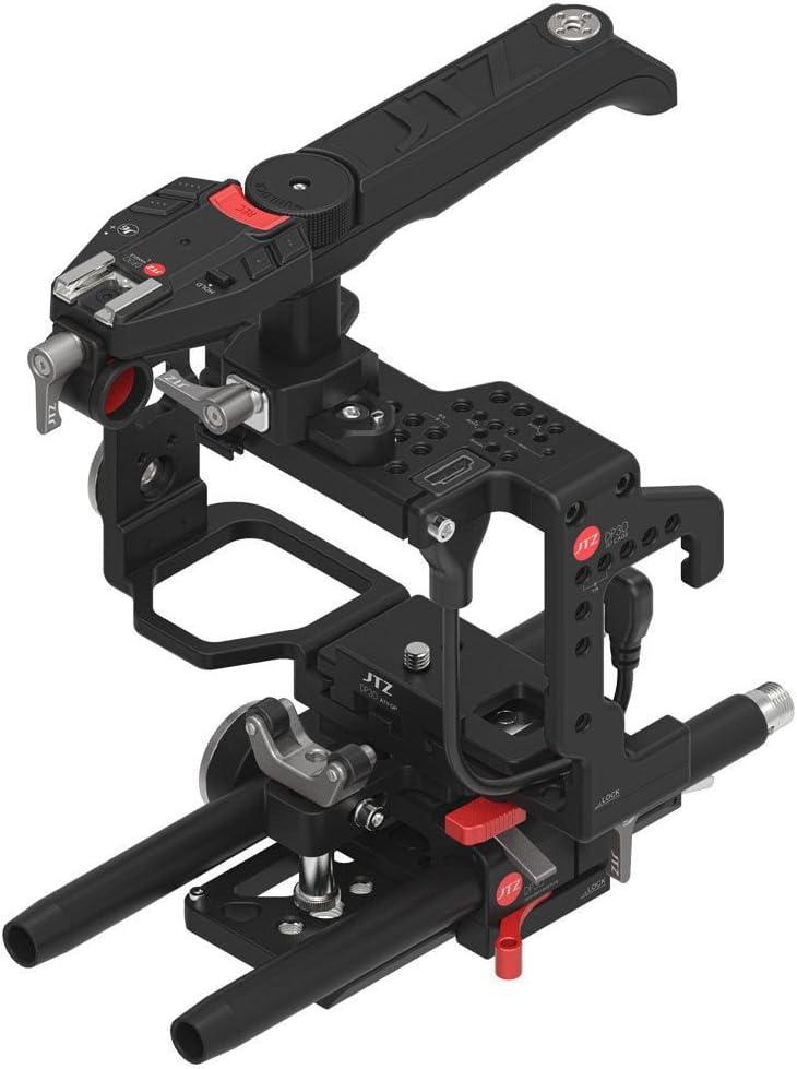 JTZ DP30 Digital Baseplate Jaula de cámara Rig Camera Cage para SONY A7 A7SII A7SM2 A7RII A7MII A7S2 A7RII