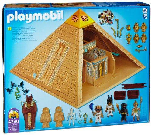 Playmobil 4240 Romans Egyptians Set Pyramid Buy Online