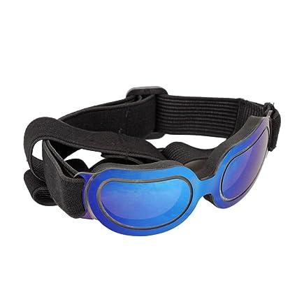 laamei Gafas de Sol para Mascotas Perro Gato Gafas de Moda ...