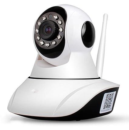 Cámara de seguridad exterior 1280 * 720 Vigilancia IP65 impermeable Detector de movimiento para exteriores con
