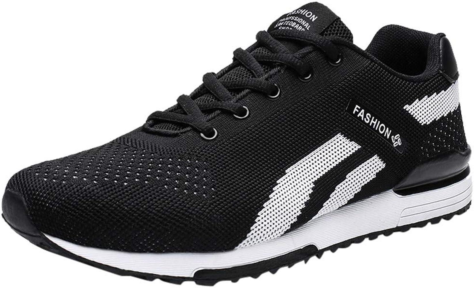 Btruely Hombre Zapatillas de Deportes Zapatos Deportivo Sneakers ...