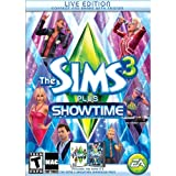 Sims 3 Showtime plus Sims 3 [Mac Download]