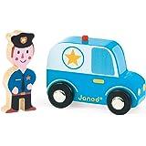 Janod - J08564 - Story Set City Police Bois