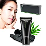 Amazon Price History for:Blackhead Mask LuckyFine Bamboo Charcoal Mud Nose Blackhead Anti Acne Pore Remover Cleansing Peel Off Removal Mask 50g
