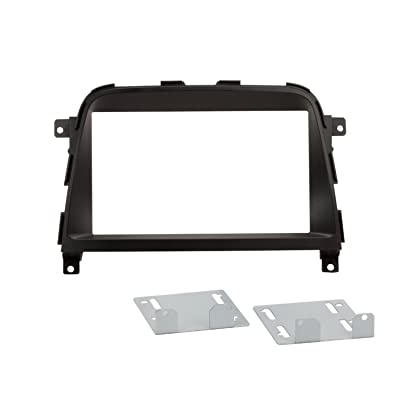 SCOSCHE KA2414DDB 2014-15 Kia Optima Double DIN Dash Kit: Car Electronics