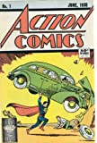 Action Comics #1( 50th Anniversary Reprint Edition Comic )