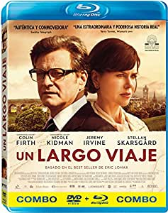 Un Largo Viaje (DVD + BD) [Blu-ray]
