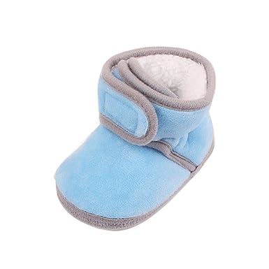 de2ca850180b Celendi Winter Baby Walking Shoes Infant Girls Booties Cute Shoes Size 2.5-4  (US