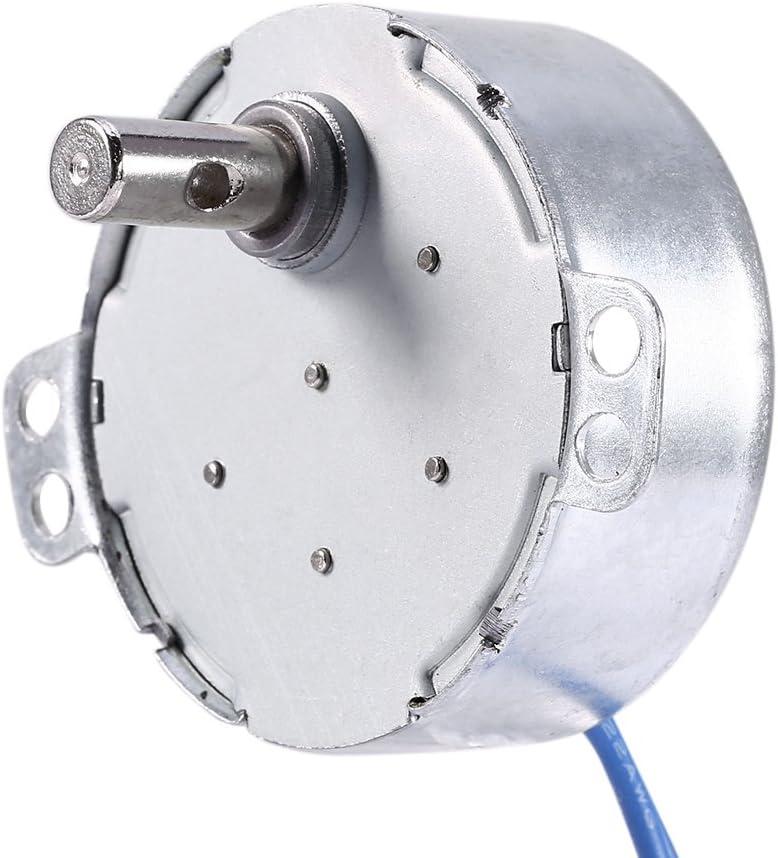 Motore Elettrico Motore Sincrono Giradischi Motore sincrono sincrono 50 // 60Hz AC 100~127V CCW//CW coppia 4W 5-6 RPM