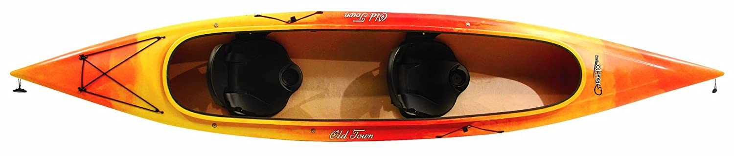 Amazon com : Old Town 14-Feet Twin Otter Recreational Tandem