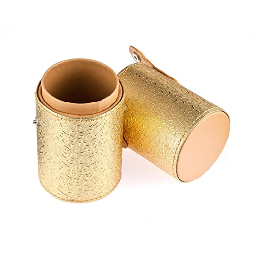 e0a8c783bf0f Amazon.com: Cosmetic Ccup Holder Travel ,Makeup Brushes Cylinder ...