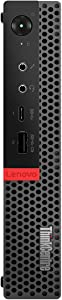 Lenovo ThinkCentre M920 Tiny M920q Desktop - Intel Core i7-8700T Processor, 32GB RAM, 1TB PCIe-NVMe SSD, Windows 10 Pro 64-bit