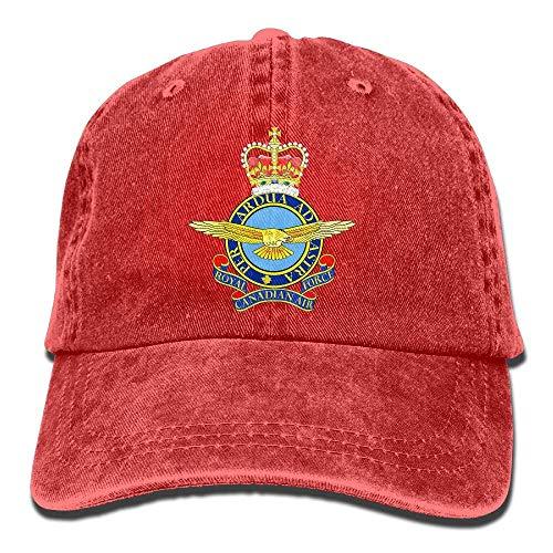 baf45a8540b Tuklye Royal Canadian Air Force Blake Snapback Hat Baseball Cap Flat Bill  Hat