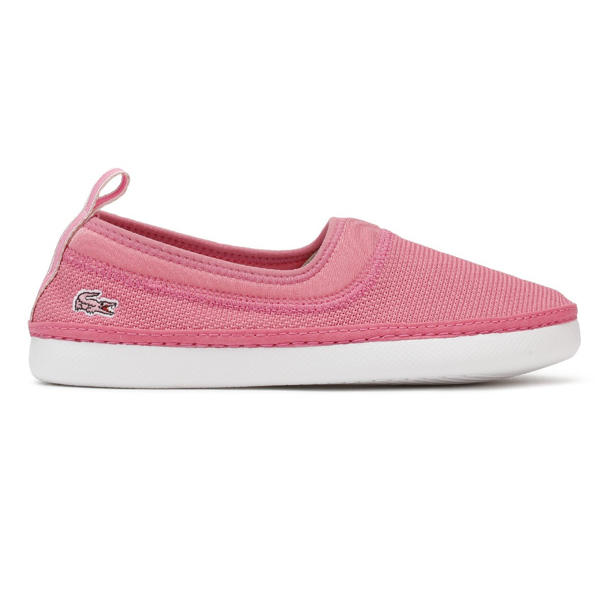 Lacoste Kids Pink//White L.YDRO 118 1 Espadrilles