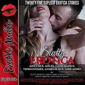 Slutty Erotica Audiobook