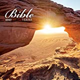 Turner Photo 2017 Bible Verses Photo Mini Wall Calendar, 7 x 14 inches Opened (17998950001)