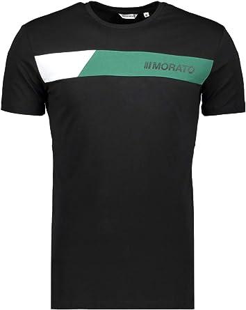 Antony Morato - Camiseta MORATO MMKS01720/FA120001 9000 - L: Amazon.es: Ropa y accesorios