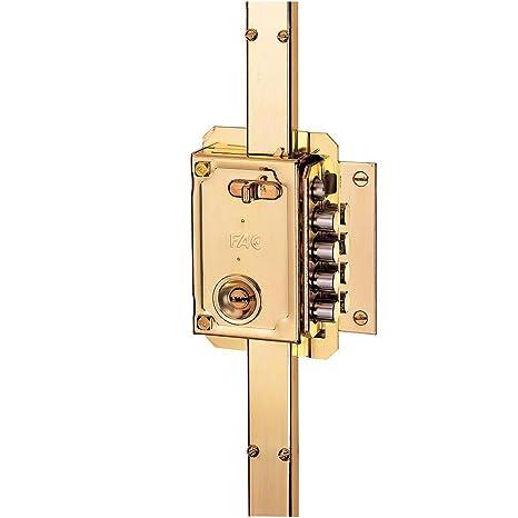 FAC 3013038 Cerradura S-90/ap Pintada Izquierda