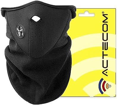 actecom Protector para cara 4090 Mascara Neopreno Cuello de Cara ...