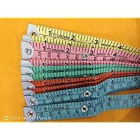 Crown Sewing Measuring Ruler Extra Heavy Measurement Tape (1.5 Metric, Pack of 1)