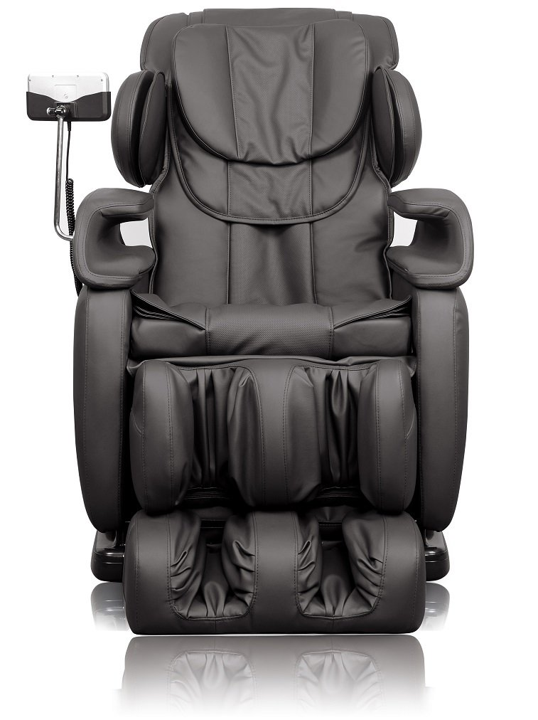 Amazon.com: Ideal Massage Full Featured Shiatsu Chair With Built In Heat  Zero Gravity Positioning Deep Tissue Massage   Black: Health U0026 Personal Care