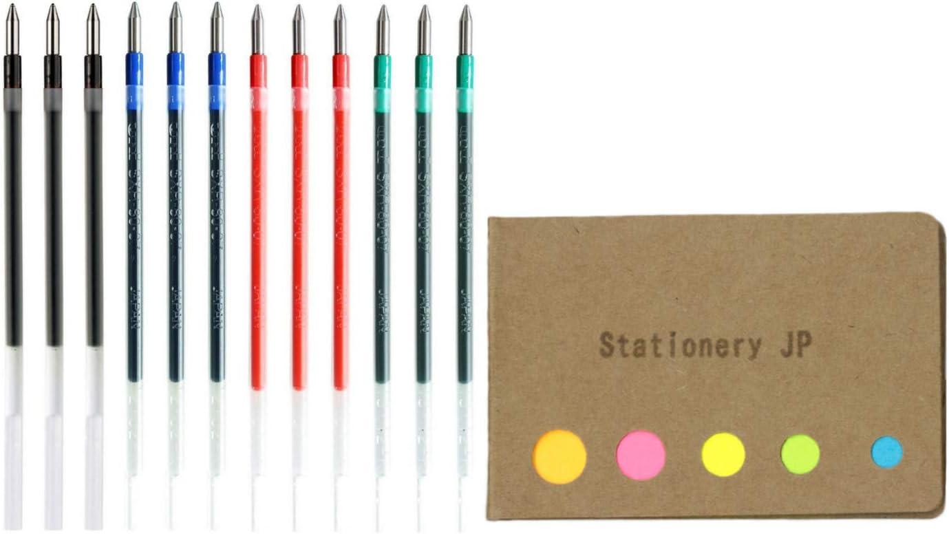 Repuestos Uni-Ball SXR-80-07 Jetstreem Ballpoint Pen 0.7mm