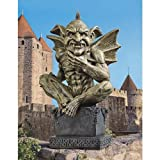 Demon Statue Design Gothic Garden