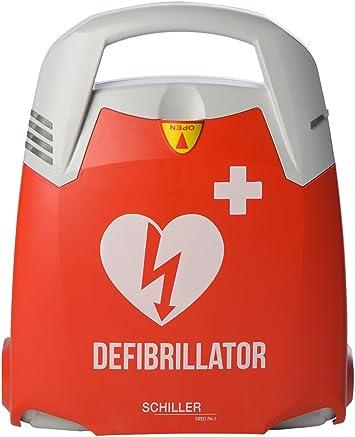 Schiller Fred Pa 1 Aed Defibrillator Vollautomatisch Deutsch Drogerie Körperpflege