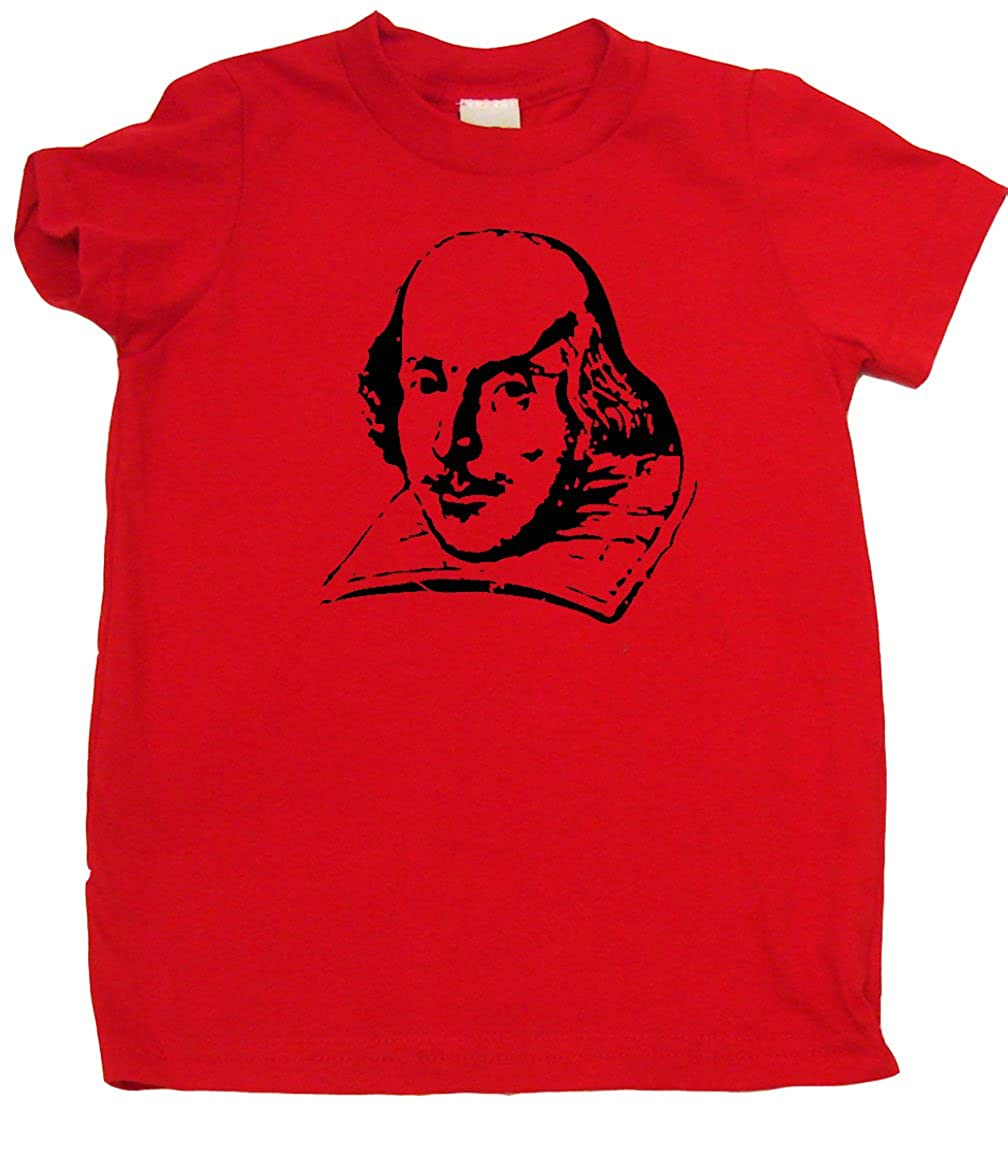 Elizabethan Baby Gift Shakespeare Cool Toddler Clothes Boy Or Girl T-Shirts