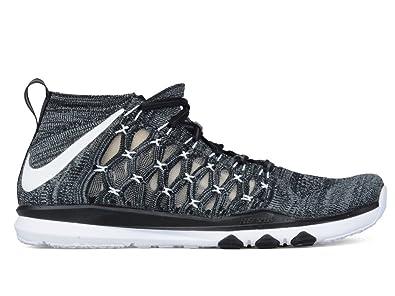 online retailer 1c4f3 1d112 Nike Men s Train Ultrafast Flyknit Black White 843694-002 (Size  ...