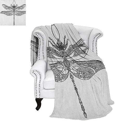 Astonishing Amazon Com Dragonflytravel Blanketartistic Baroque Cjindustries Chair Design For Home Cjindustriesco