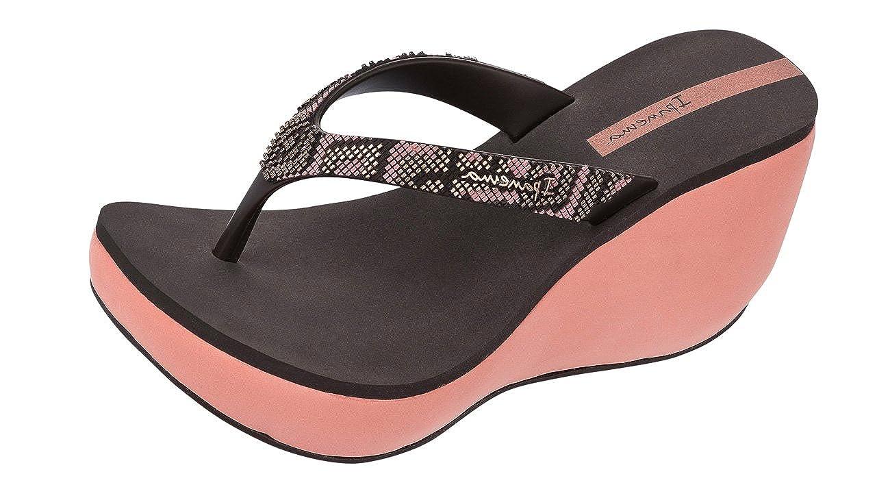 d94ffa404dd2b Ipanema Women s Bolero Wedge Shoes Thong Strap  Amazon.co.uk  Shoes   Bags