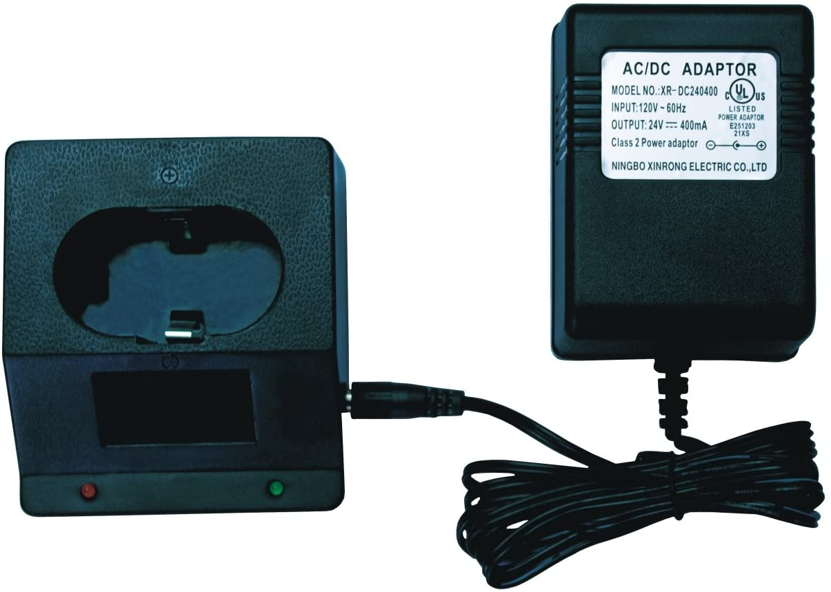 RIO Battery Charger 18V by Steel Grip MfrPartNo CH-DT09
