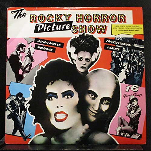 The Rocky Horror Picture Show - The Rocky Horror Picture Show: Music From The Original Soundtrack - Lp Vinyl ()
