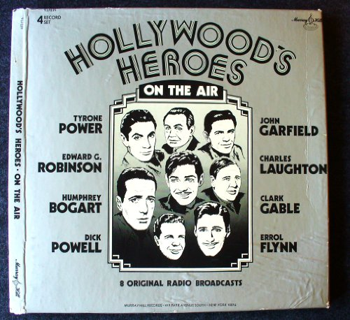 Hollywood Heroes On the Air -