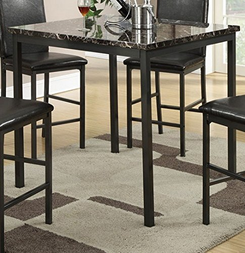 Poundex PDEX-F2354 Dining Tables, Multicolor