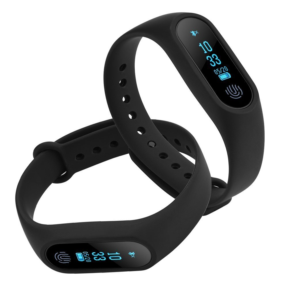 M2 Smart Band Heart Rate Monitor Sleep Fitness Tracker Bluetooth Bracelet Mi 2 Look Wristband Call Reminder Oled Health Vs Xiaomi Black Cell Phones