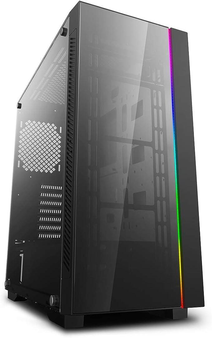 DEEPCOOL MATREXX 30 - Mini Torre (M-ATX/Mini-ITX): Amazon.es ...