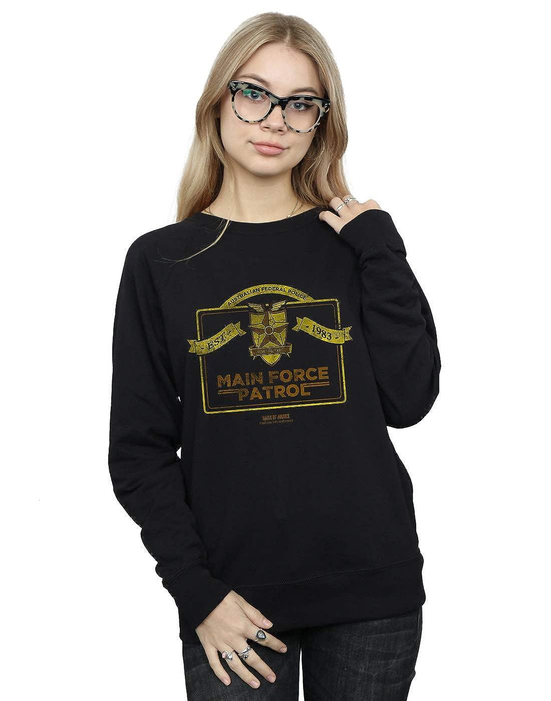Absolute Cult Alex Chenery Womens Main Force Patrol Sweatshirt