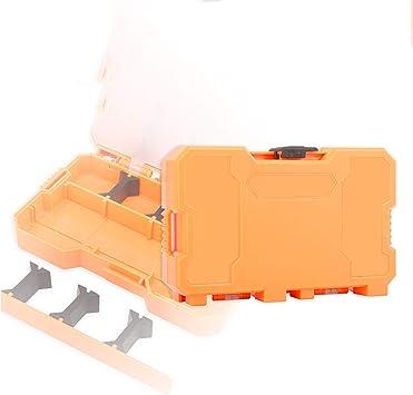 Mini caja de herramientas multifunción herramienta: Amazon.es: Bricolaje y herramientas