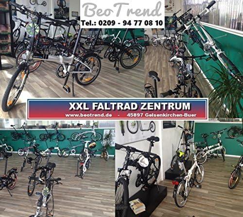 Dahon MU EX Uni camibean 20 - Bicicleta plegable (10 marchas): Amazon.es: Deportes y aire libre