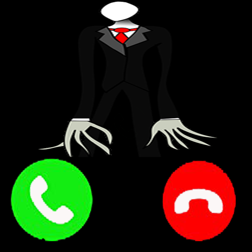 Scary Slenderman Fake Call Prank Game ( Free  Slender man Calling Prank ) - Freaky Fake Phone Call ID from Slenderman - Freaky Slenderman Fake Call Simulator