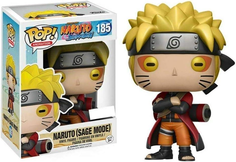 Amazon.com: Funko POP Naruto shippuden Naruto modo sage ...