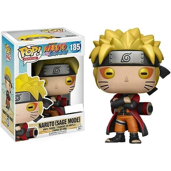 Funko - Figurine Naruto Shippuden - Sasuke Curse Mark ...