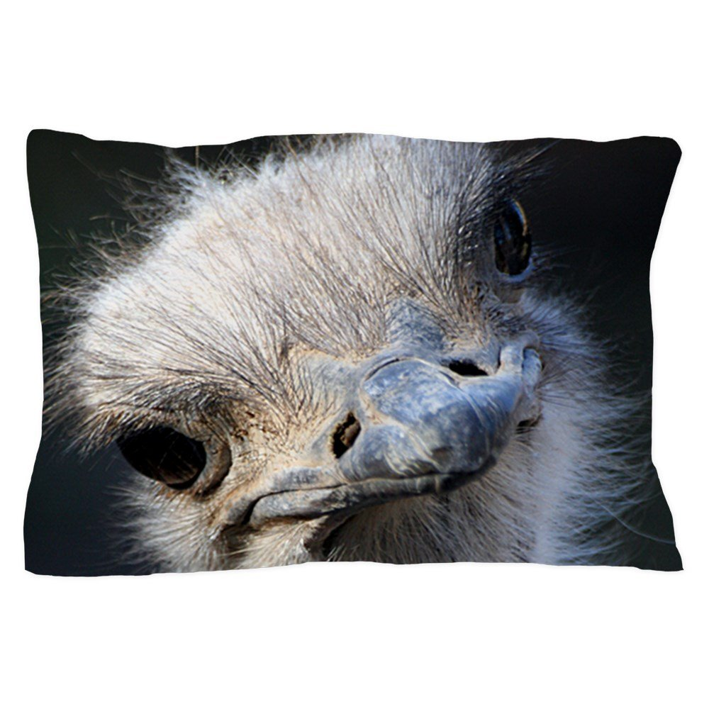 – Ostrich CafePress