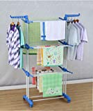 3 Layer Drying Rack Cloth Stand