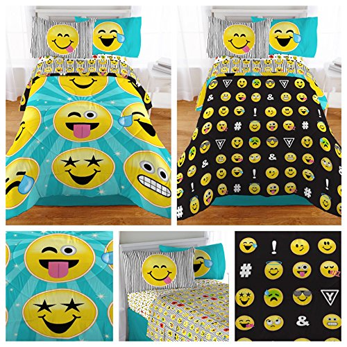 Emoji Bedding Full