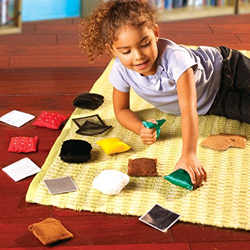 Educational Insights Teachable Touchables Texture Squares