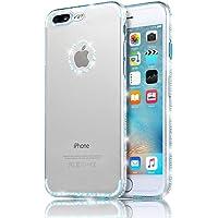 Bumper Carcasa Cover Suave Silicona para iPhone 7