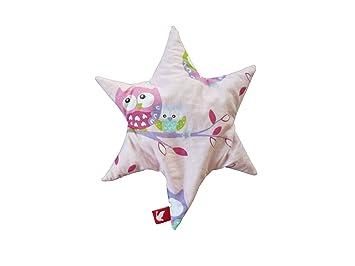 Linden 36142 - Cojín de semillas, forma de estrella, diseño ...